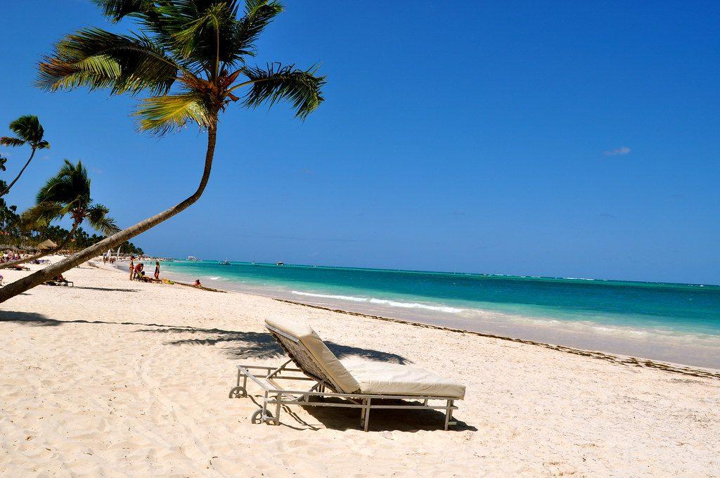punta cana spiaggia