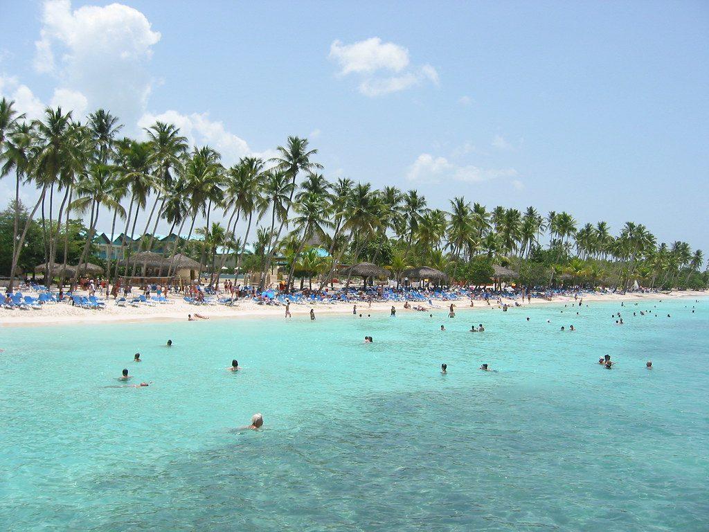bayahibe spiaggia santo domingo