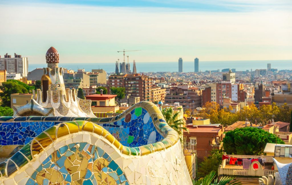 parc-guell barcellona
