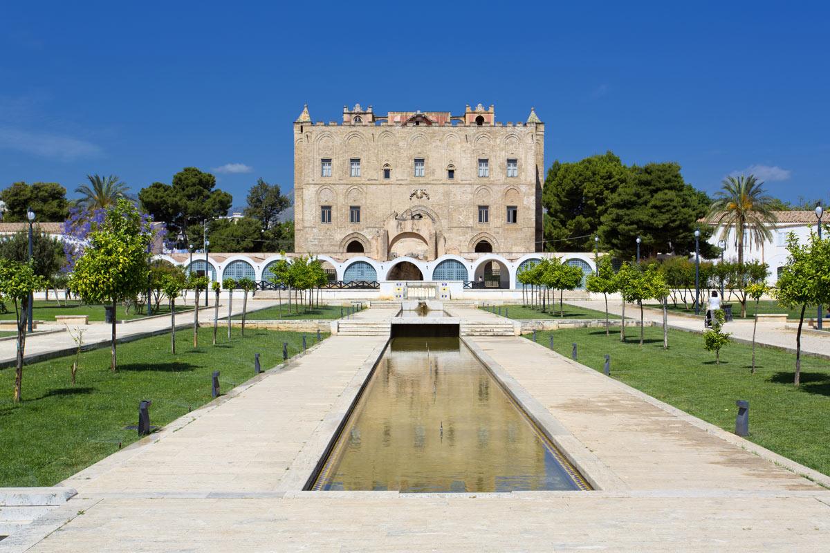 castello della zisa palermo