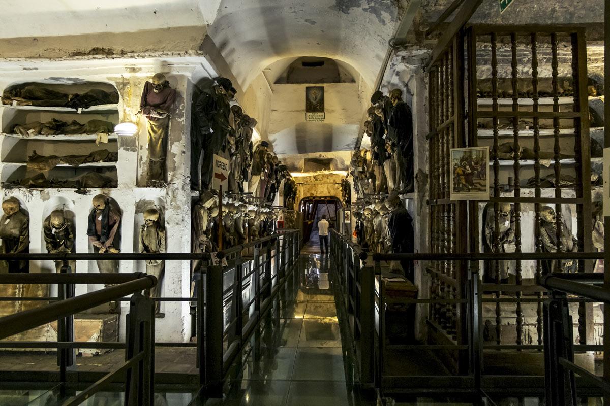 catacombe di palermo