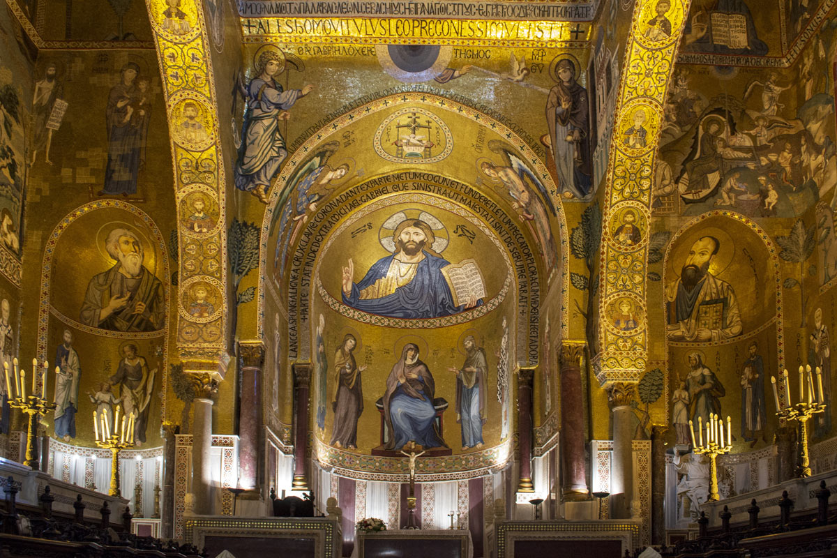 cappella palatina palermo